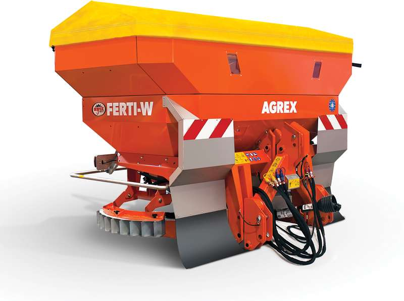 Agrex Fertilizer Spreader | WGI Ag Equipment Sales